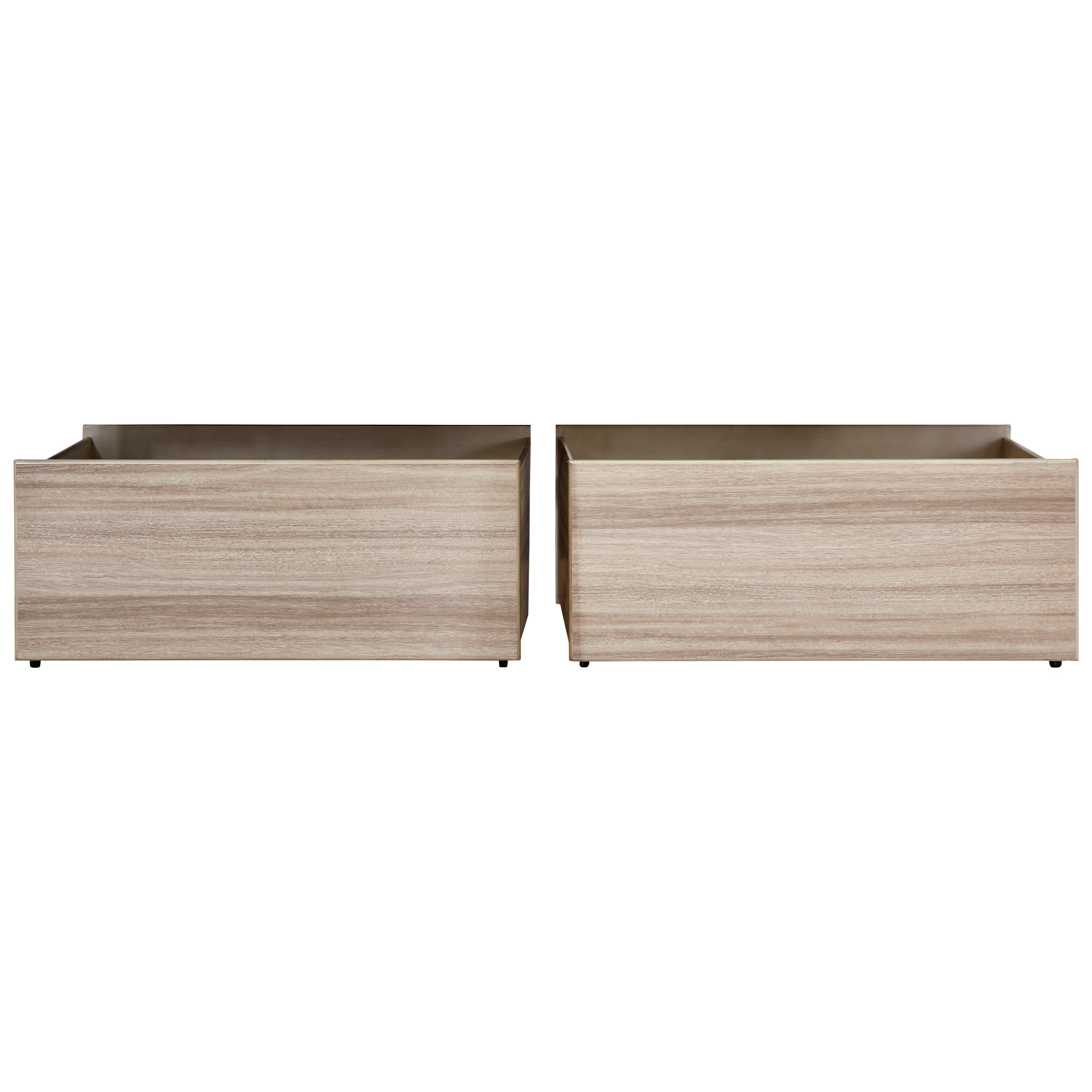 Wrenalyn Set of 2 Under Bed Storage Boxes by Ashley (Signature Design) at Johnny Janosik
