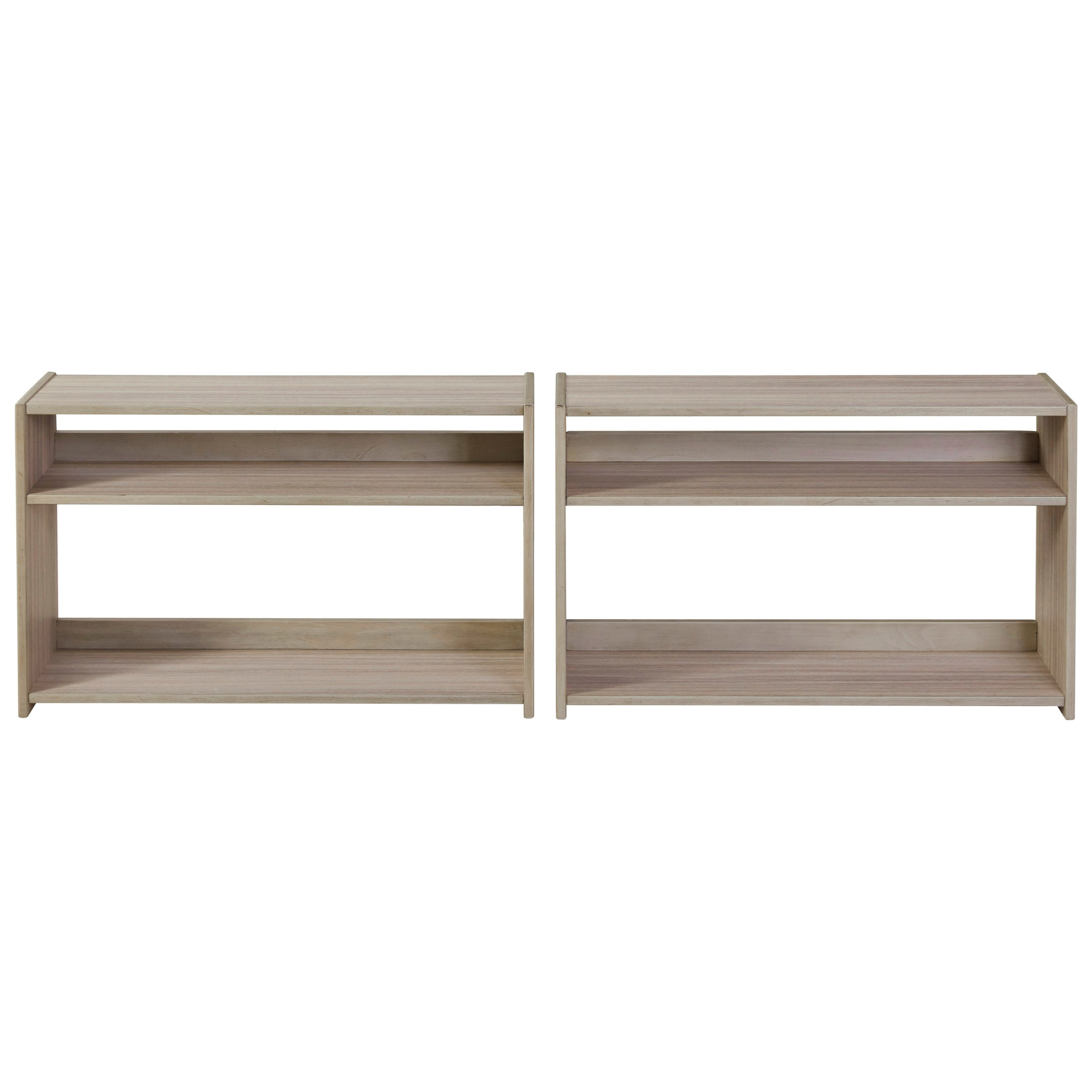 Wrenalyn Set of 2 Under Bed Bookcases by Signature Design by Ashley at Lindy's Furniture Company