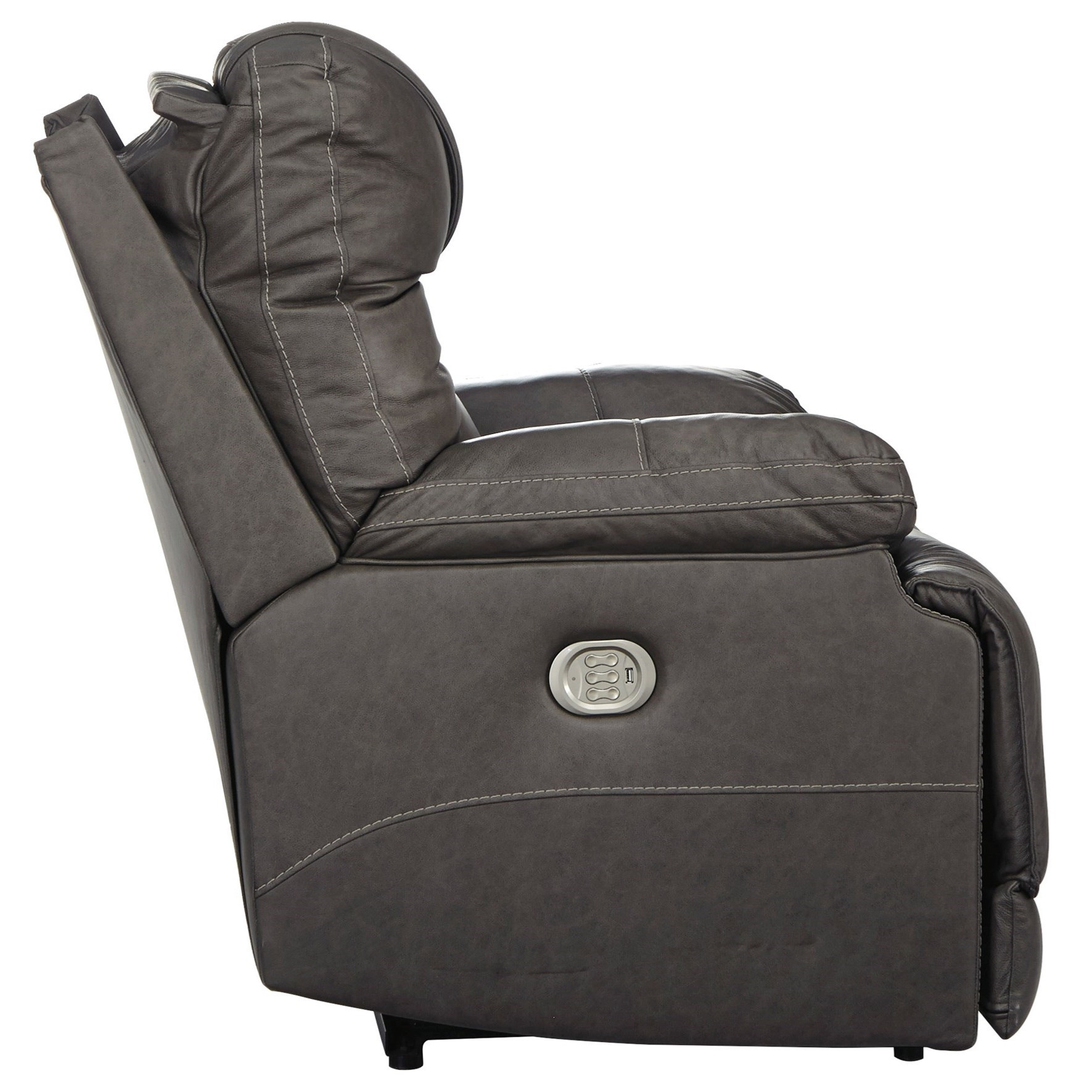 Wurstrow Power Recliner by Signature Design by Ashley at Factory Direct Furniture