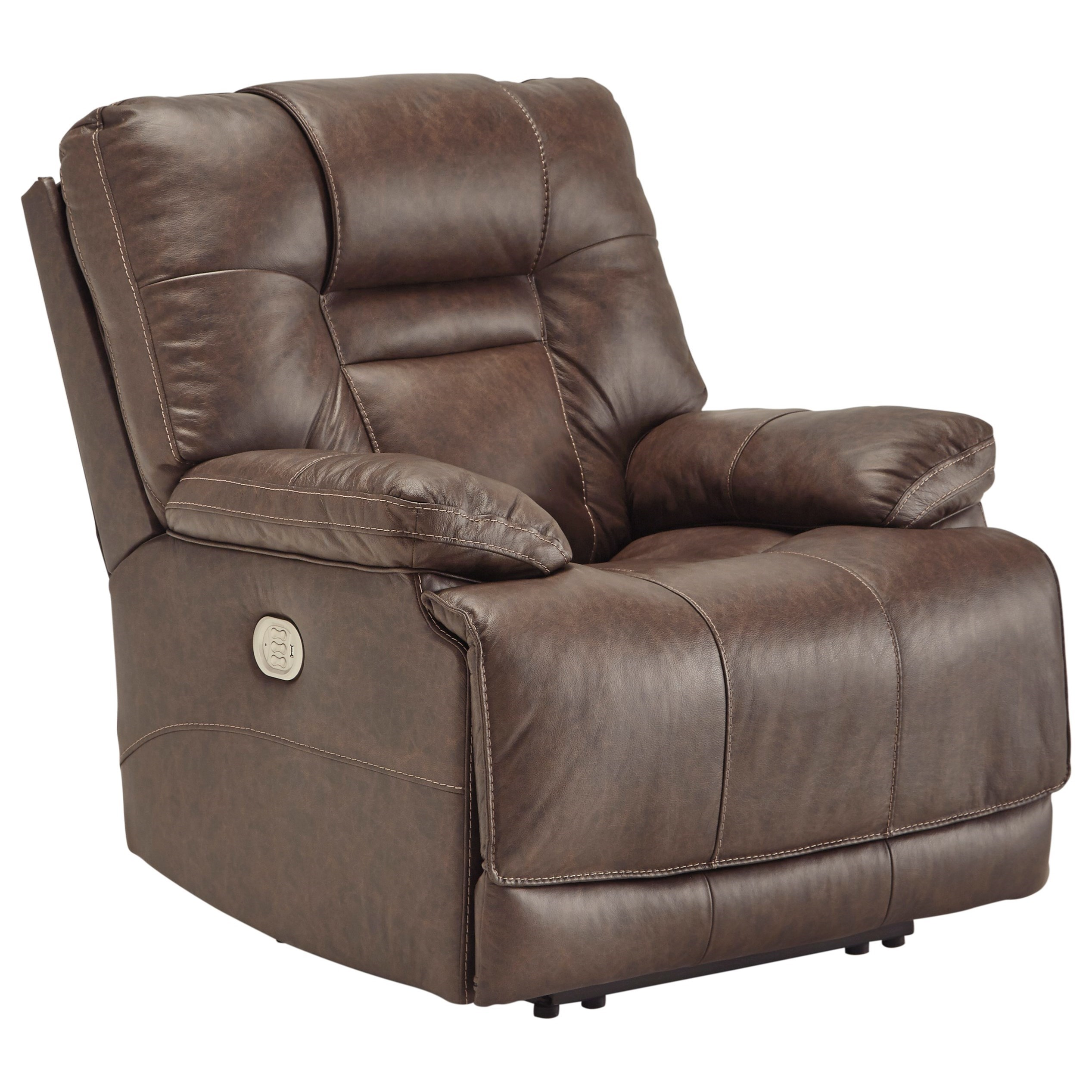 Wurstrow Power Recliner by Signature Design by Ashley at Standard Furniture