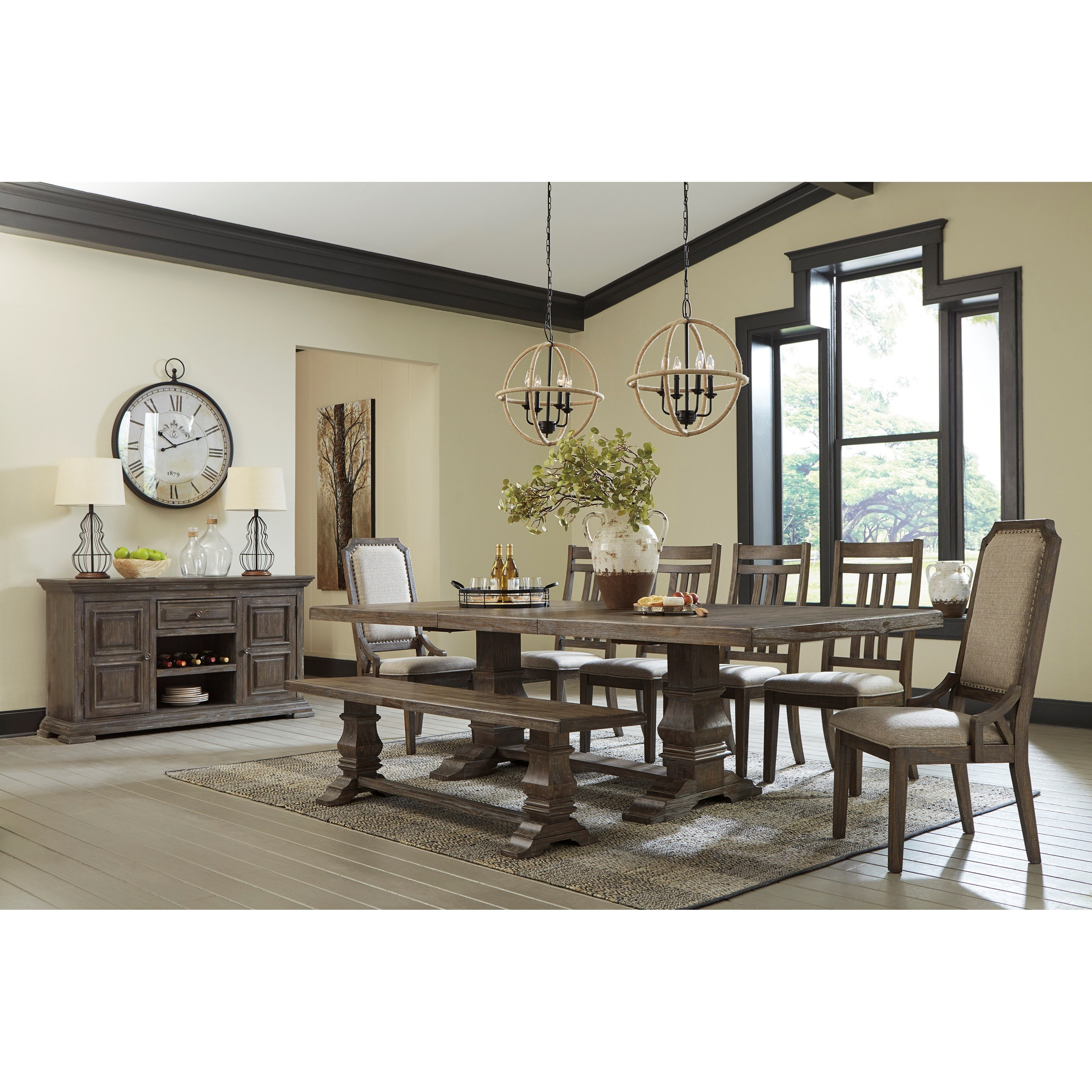 Wyndahl Dining Room Group by Ashley (Signature Design) at Johnny Janosik