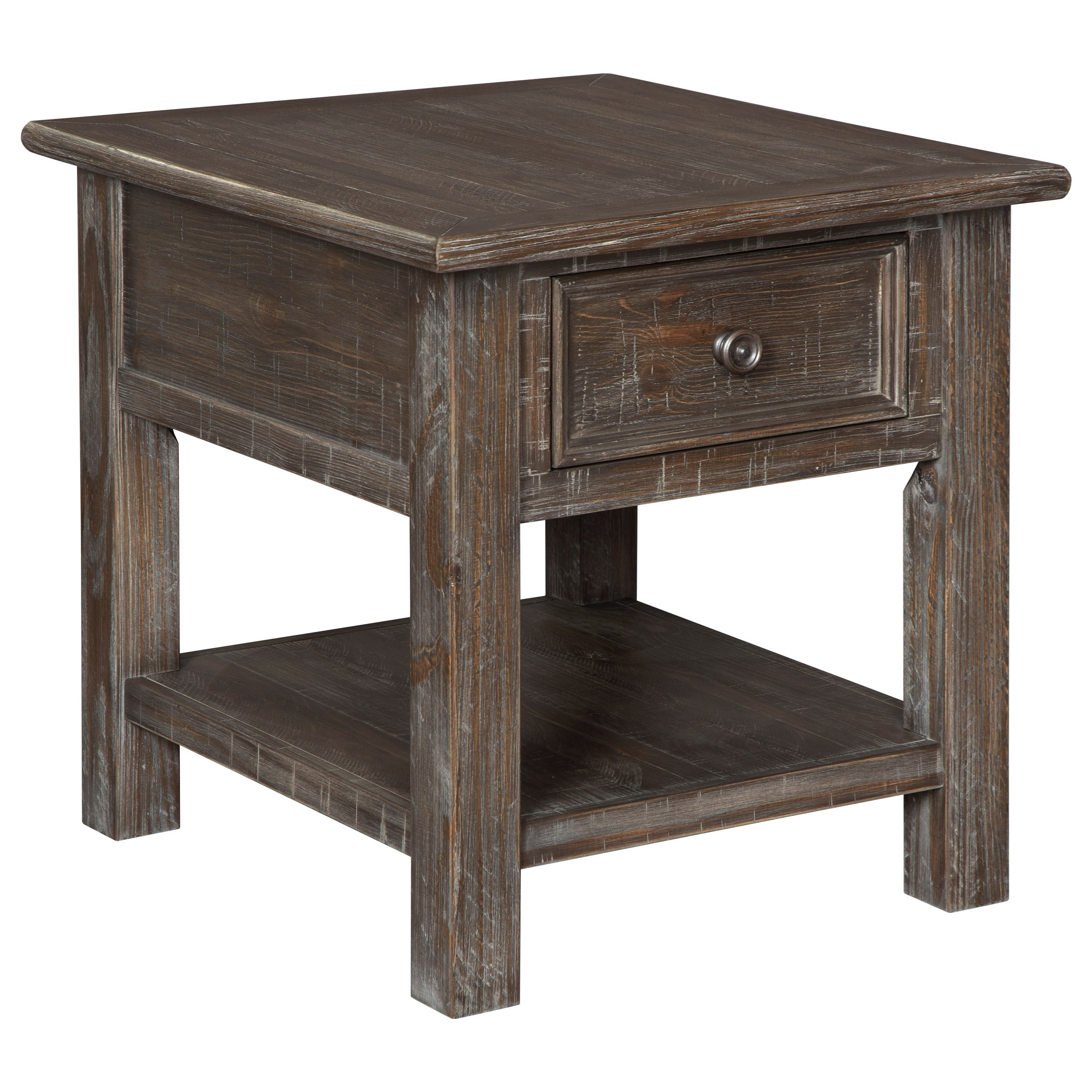 Wyndahl Rectangular End Table by Signature Design by Ashley at Value City Furniture