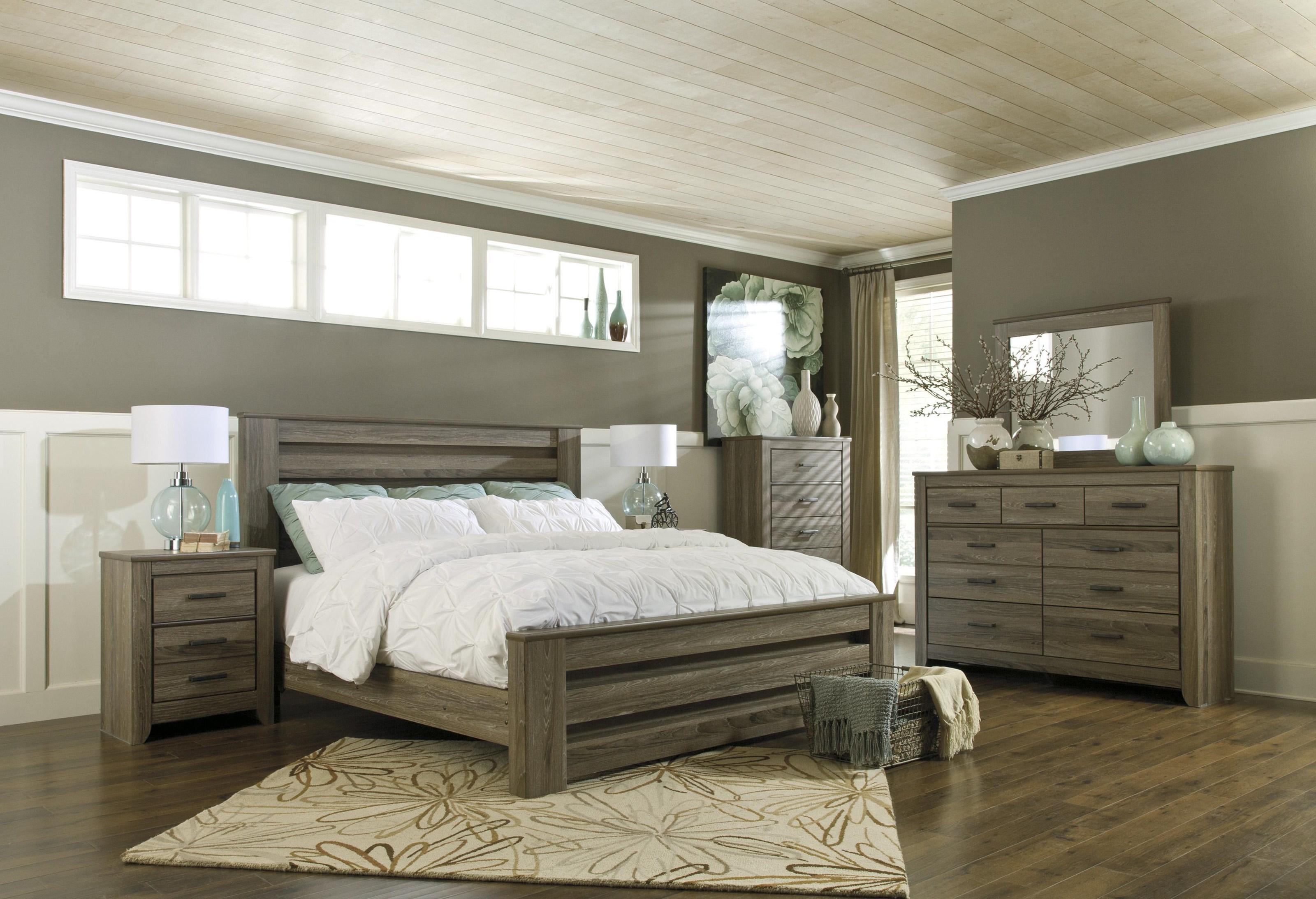 Adalyn King 4-Piece Bedroom at Ruby Gordon Home