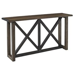 Signature Design by Ashley Zenfield Sofa Table