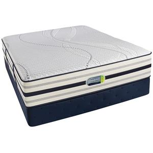 Simmons Beautyrest Recharge Hybrid - Savannah  Cal King Hybrid Ultimate Plush Mattress