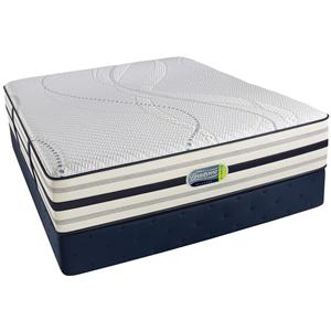 Simmons Beautyrest Recharge Hybrid - Tatianna  Cal King Hybrid Ultimate Plush Mattress