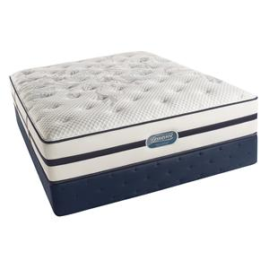 Simmons Beautyrest Recharge Ultra - Caroline  Cal King Plush Mattress