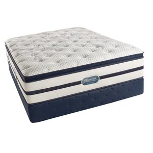 Simmons Beautyrest Recharge Ultra - Caroline  Cal King Pillow Top Luxury Firm Mattress
