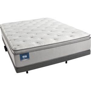 Beautyrest Beautysleep Erica Cal King Plush Pillow Top Mattress