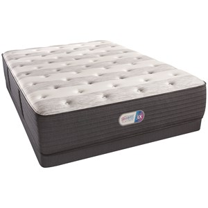 Cal King Mattress and Low Profile Foundation