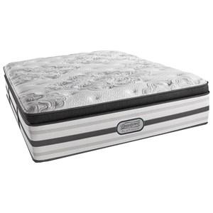"Simmons BR Platinum Katherine Queen Plush Box PT 16 1/2"" Mattress"