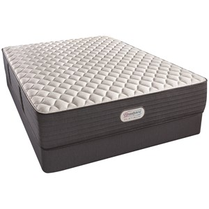 "Queen 13 1/2"" Extra Firm Platinum Mattress and 9"" Foundation"
