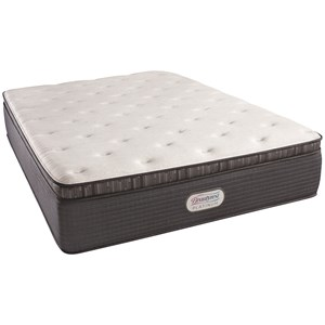 "Queen 15"" Plush Pillow Top Mattress and SmartMotion™ 2.0 Adjustable Base"
