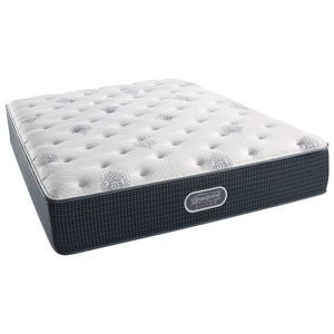 "King 12"" Luxury Firm Pocketed Coil Mattress"