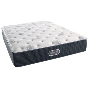"Queen 11 1/2"" Plush Pocketed Coil Mattress"