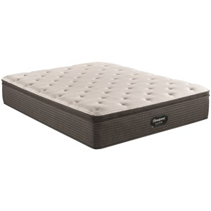 Beautyrest Queen Plush Pillow Top Mattress