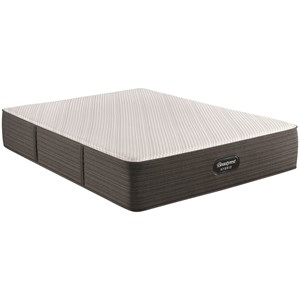 "King 13"" Plush Hybrid Mattress"