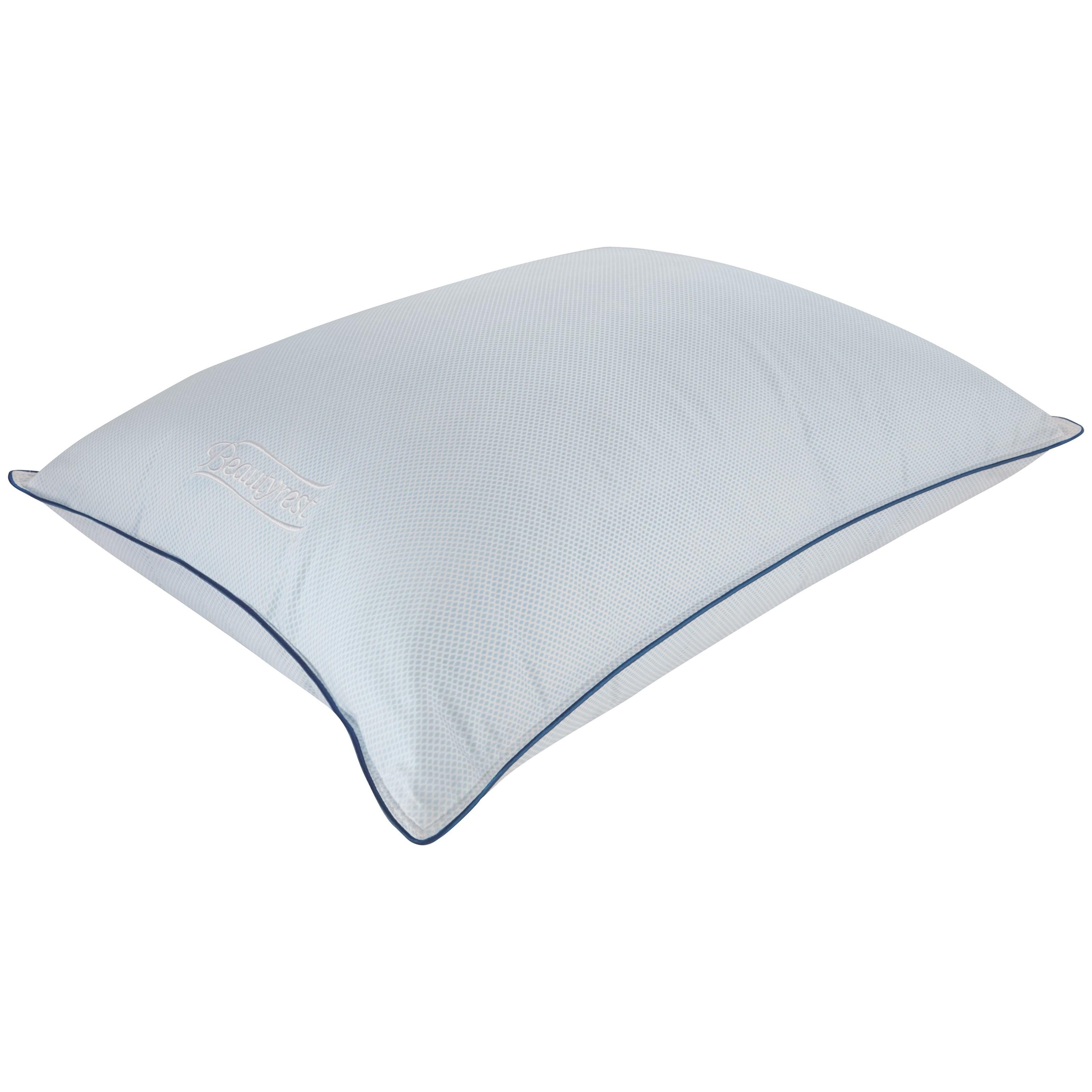 Calming Rest Pillow Calming Rest Cool Fiber Pillow by Beautyrest at Becker Furniture