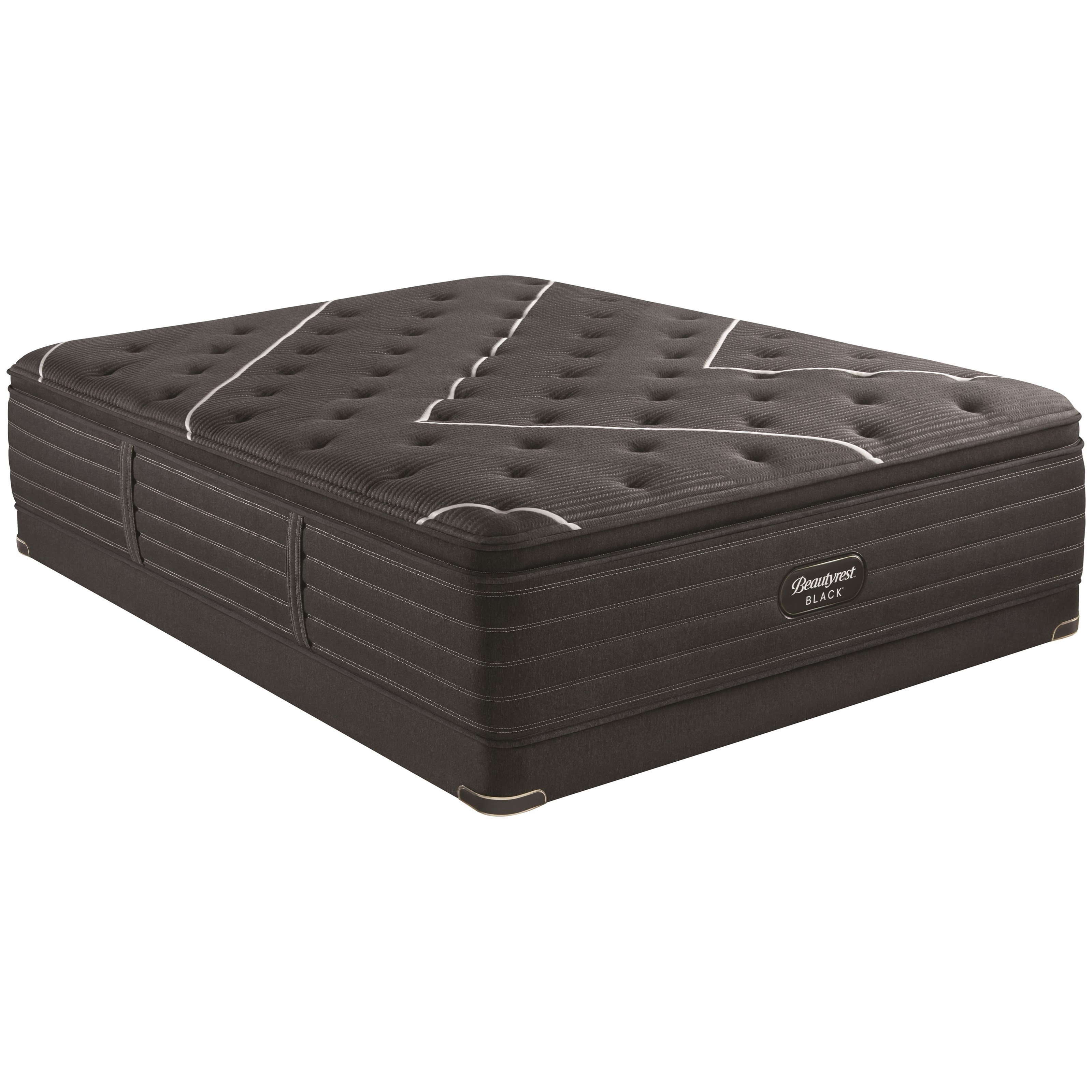 "K-Class Firm PT Twin XL 17 1/2"" Premium LP Set by Beautyrest at Furniture and ApplianceMart"