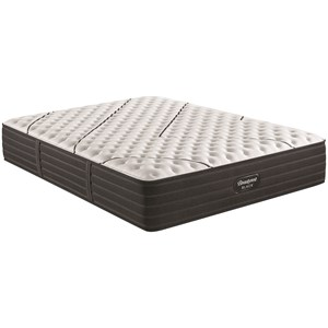 "Queen 13 3/4"" Extra Firm Pocketed Coil Premium Mattress"
