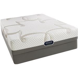"Beautyrest Recharge Memory Foam Plus Series 1.5 Cal King 10.5"" Memory Foam Matt"