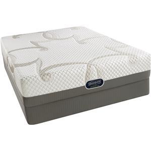 Beautyrest Recharge Memory Foam Plus Series 2.5 Cal King Memory Foam Mattress