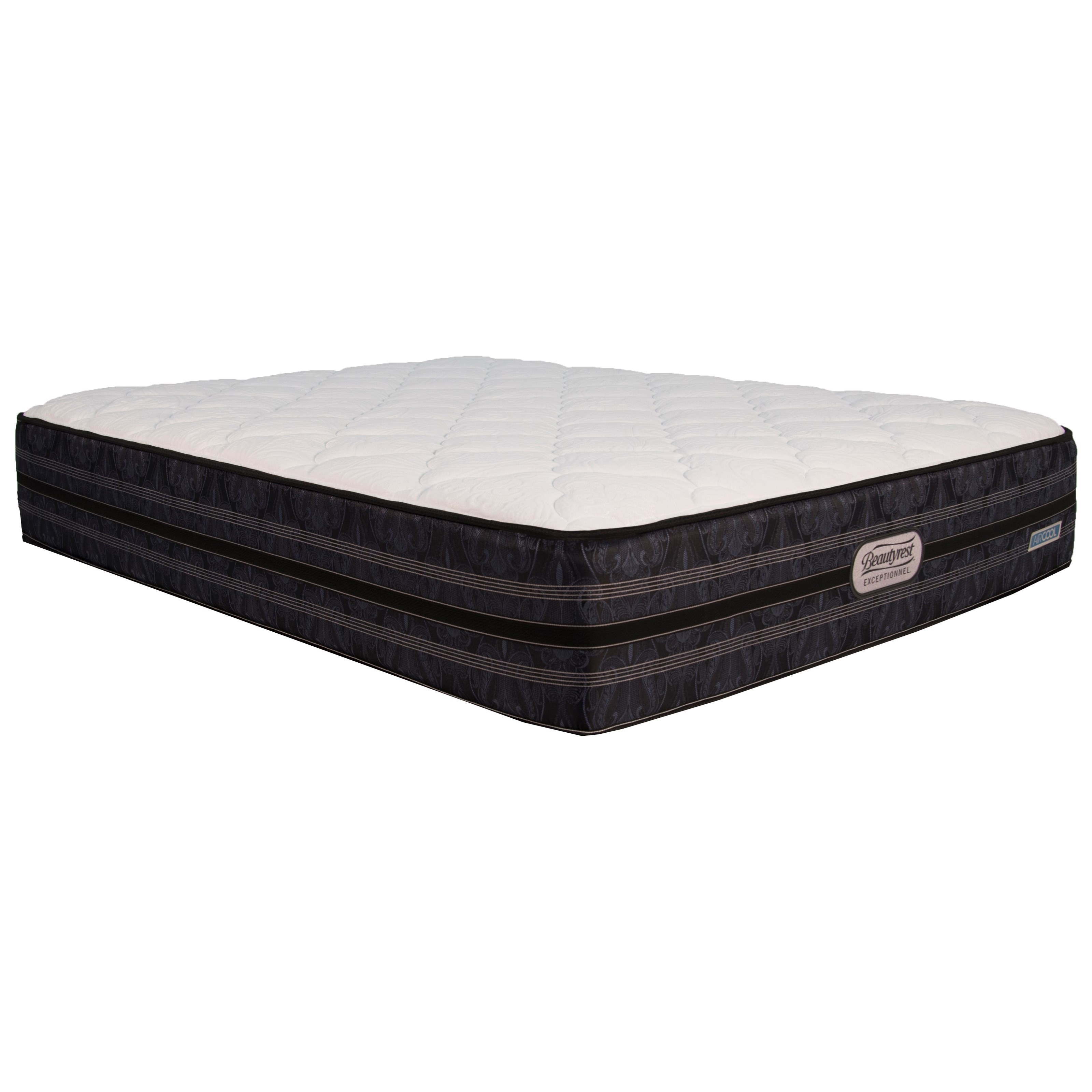 BR Exceptionnel Caxton Firm Full Firm Coil on Coil Mattress by Beautyrest Canada at Jordan's Home Furnishings