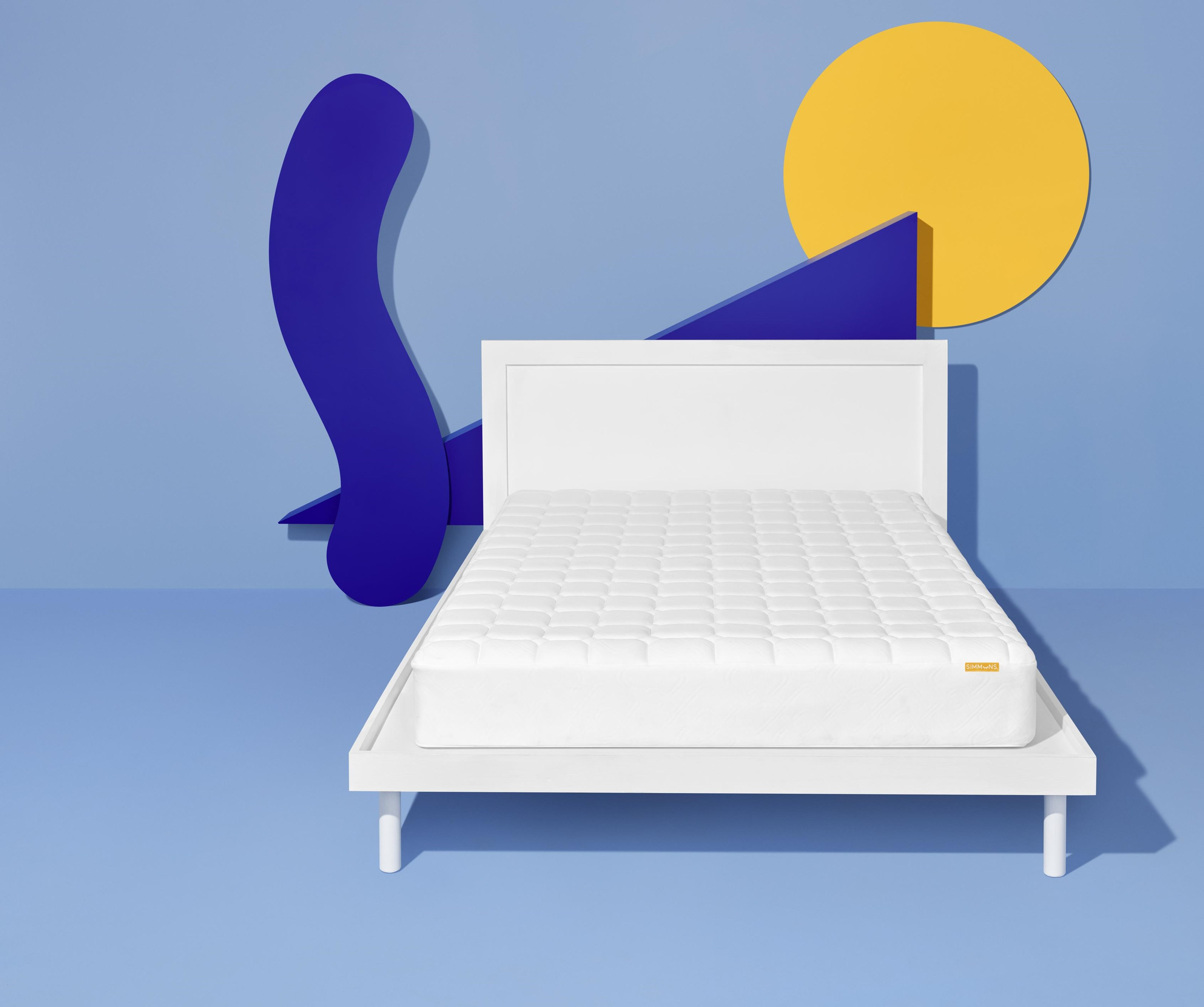 Hybrid Full Pocket Coil Mattress by Simmons Canada at Bennett's Furniture and Mattresses