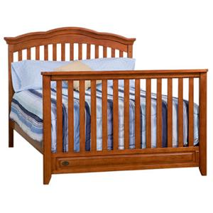 Simmons Kids Olympia Crib 'N' More Full Size Bed