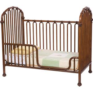 Simmons Kids San Tropez Crib With Toddler Guard Rail