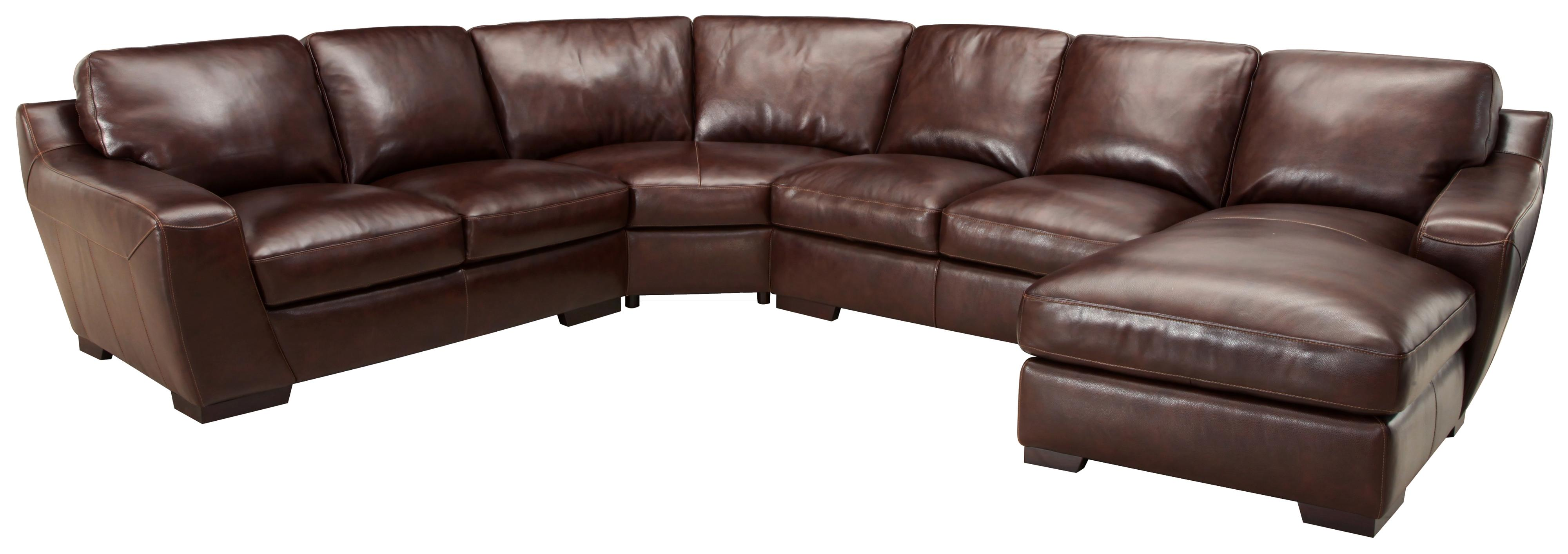 6948 Corner Sectional Sofa with Chaise by Simon Li at Dean Bosler's