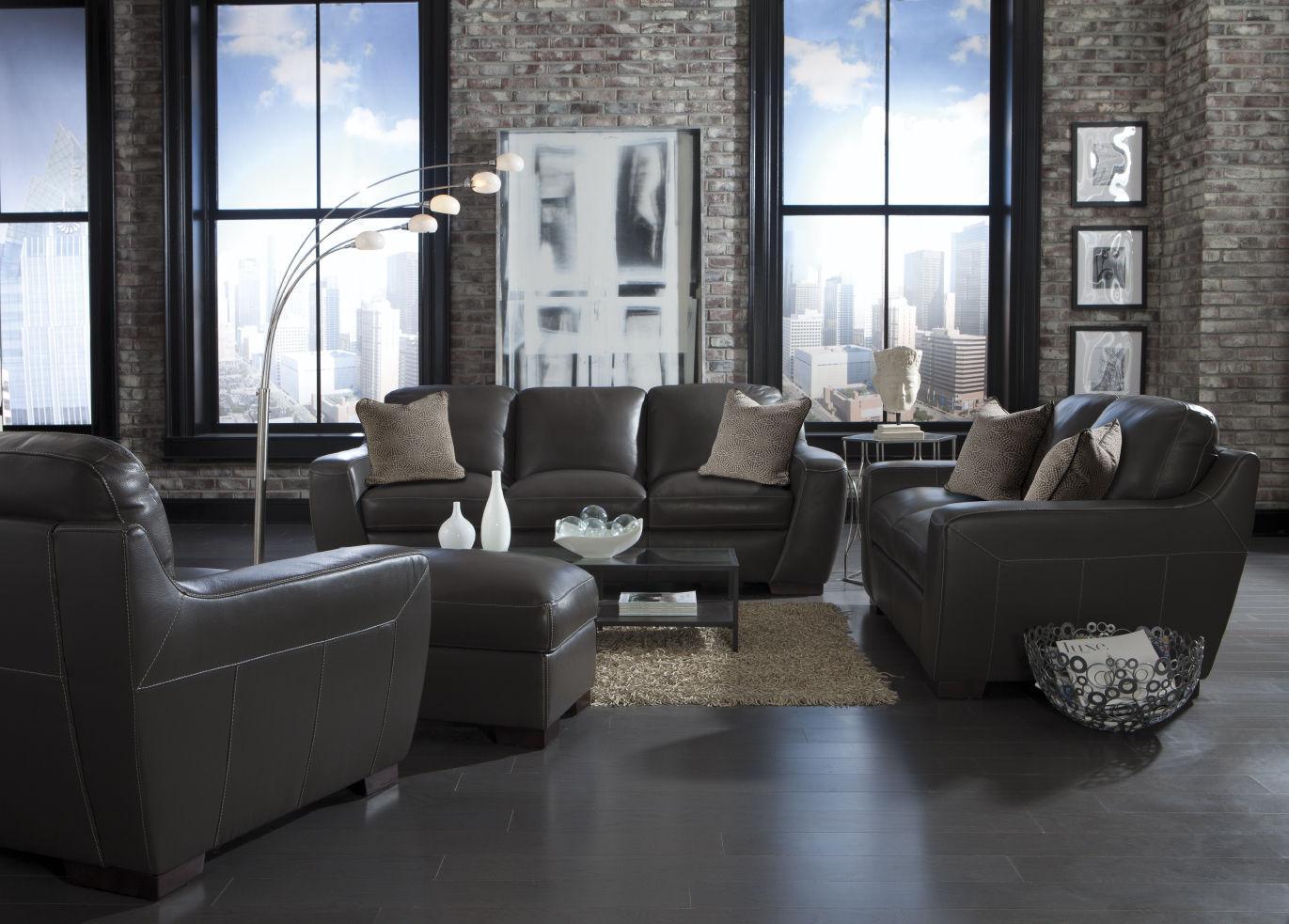 Alpha Stationary Living Room Group by Simon Li at Dean Bosler's