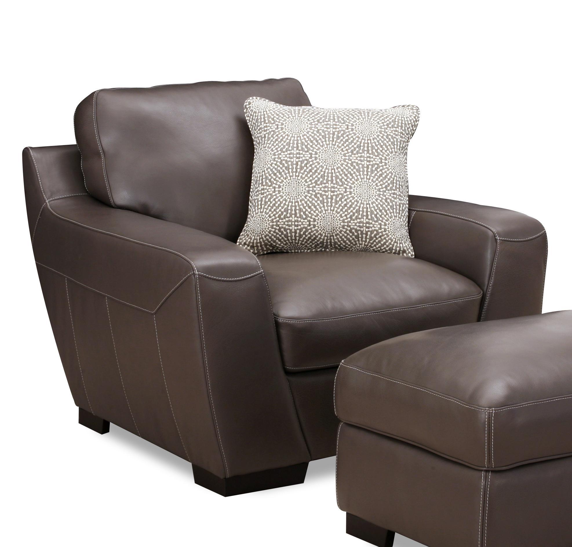 Alpha Leather Match Chair by Simon Li at Dean Bosler's
