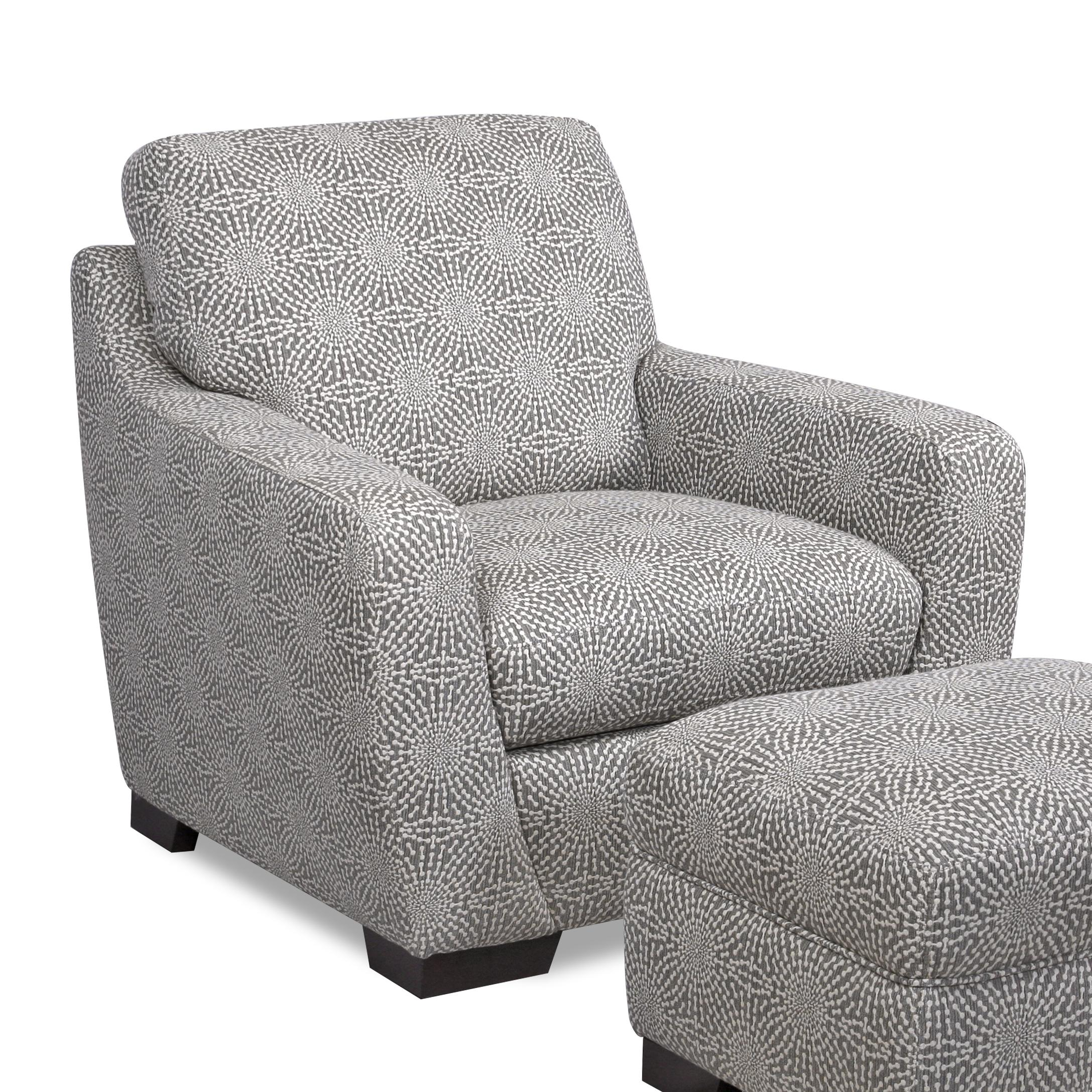 6948 Upholstered Accent Chair by Simon Li at Dean Bosler's