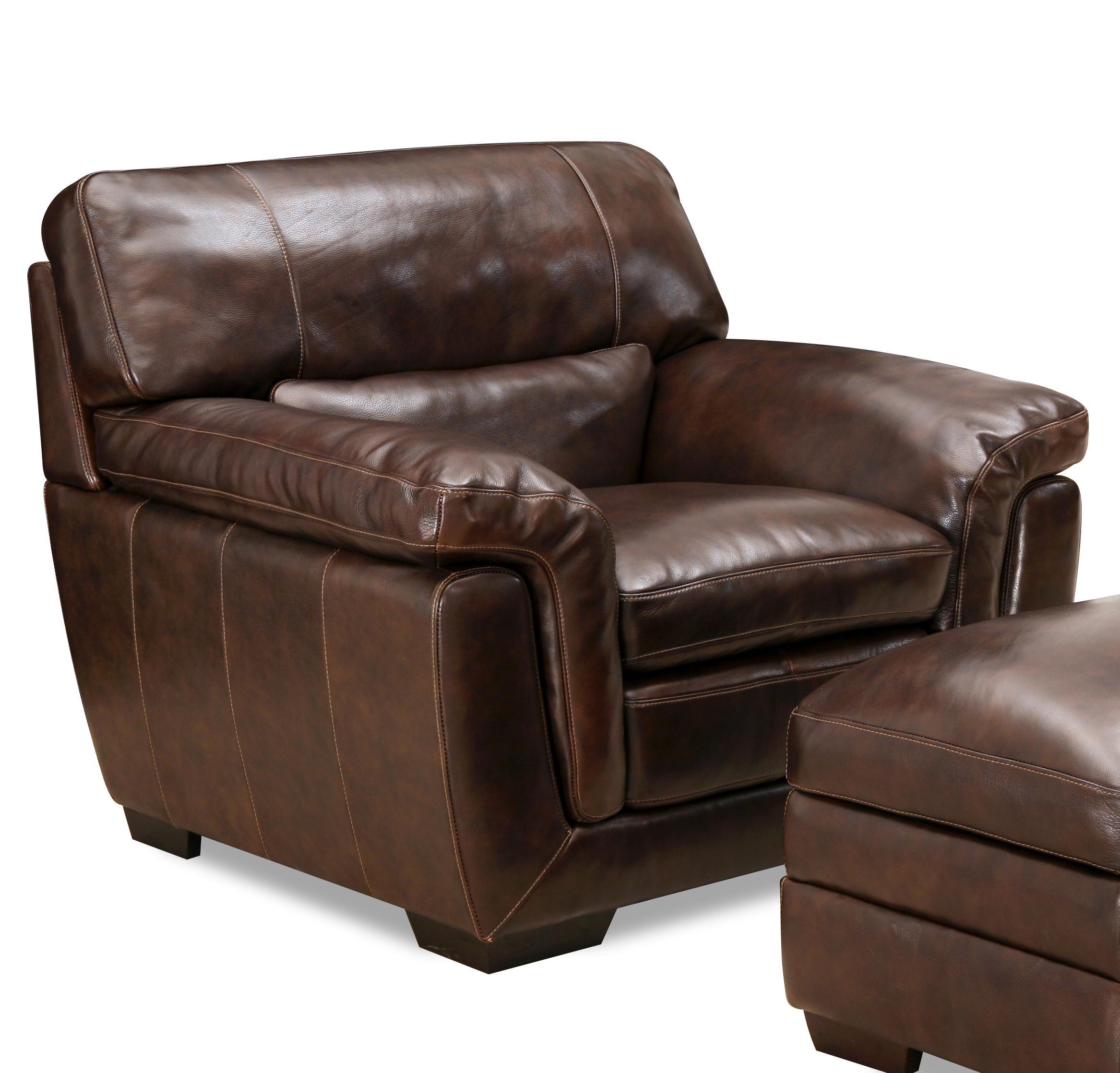 6956 Leather Chair by Simon Li at Dean Bosler's