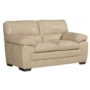 Loveseat w/ Pillow Top Arms