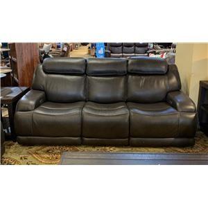 Ferara Reclining Leather Sofa