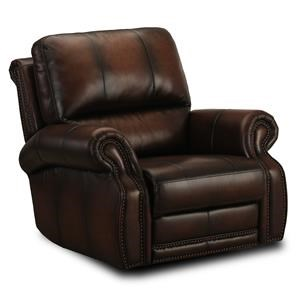 Hillsboro Leather Reclining Chair