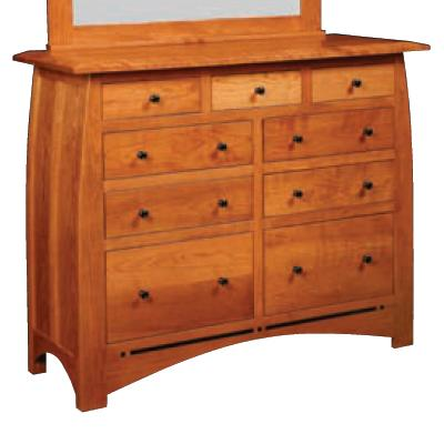 Aspen Mule Chest by Simply Amish at Becker Furniture