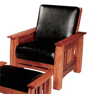 Simply Amish Aspen Easy Chair