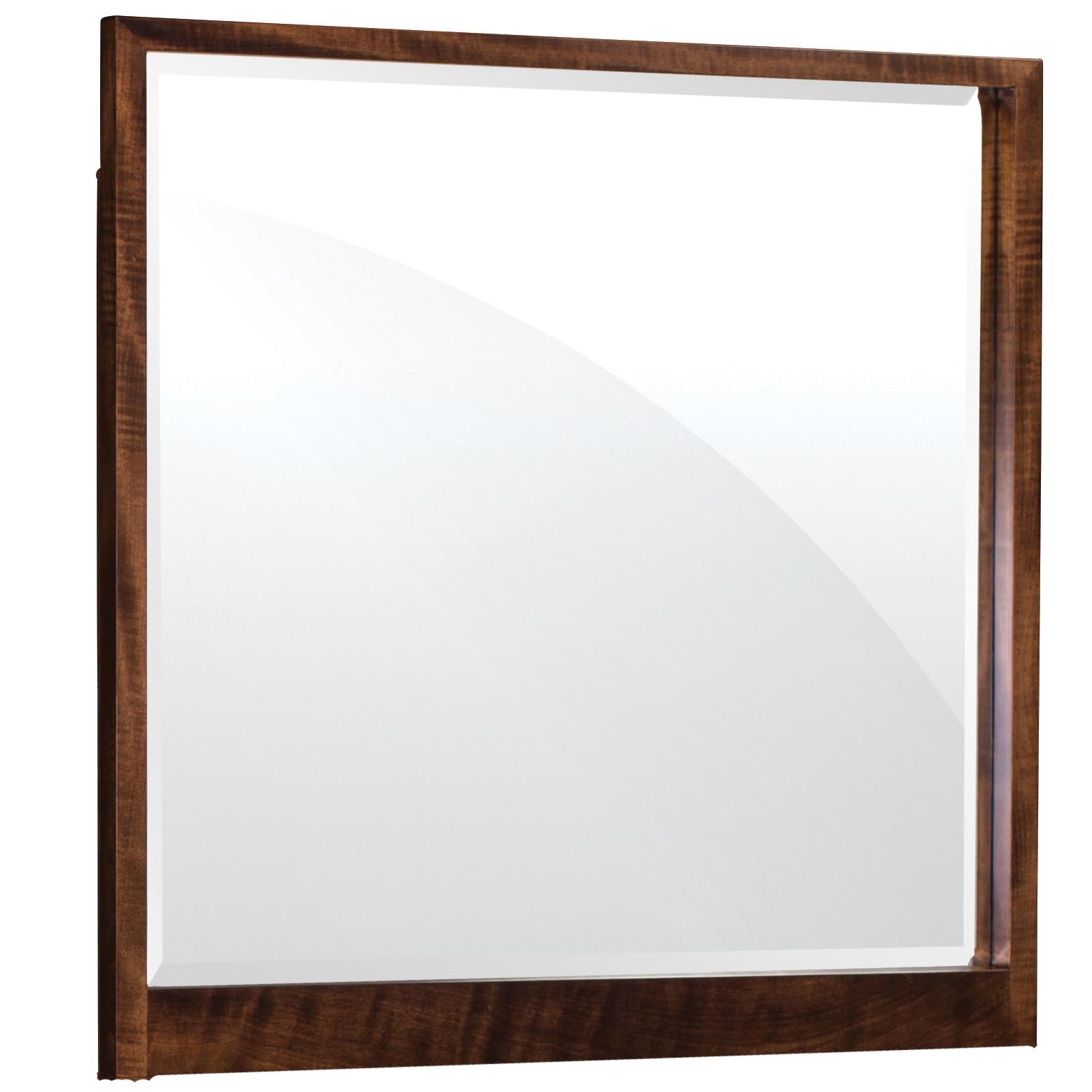 Beaumont SA Dresser Mirror by Simply Amish at Becker Furniture