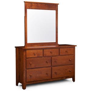 Shenandoah Dresser and Mirror