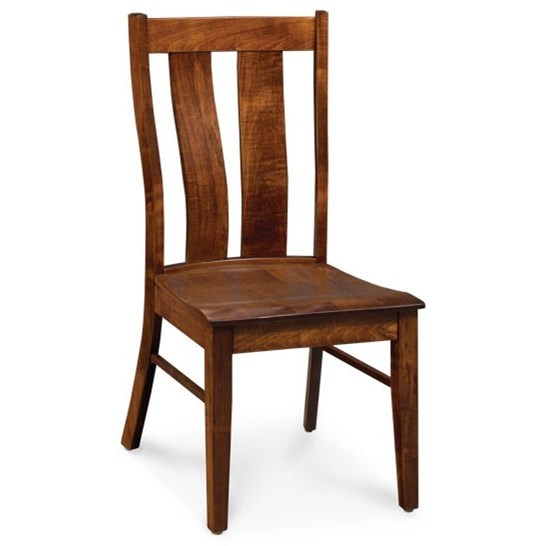 Express Mitchell Side Chair by Simply Amish at Mueller Furniture