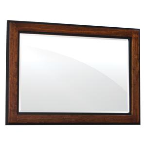 Simply Amish Frisco Mule Chest Mirror
