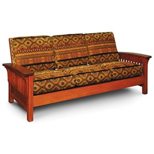 Sofa with Solid Wood Frame