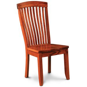 Simply Amish Justine Side Chair