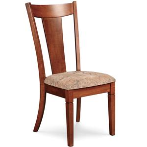 Allison Side Chair with Splat Back