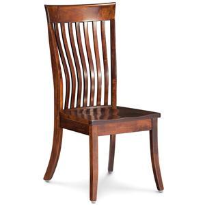 Simply Amish Loft Side Chair