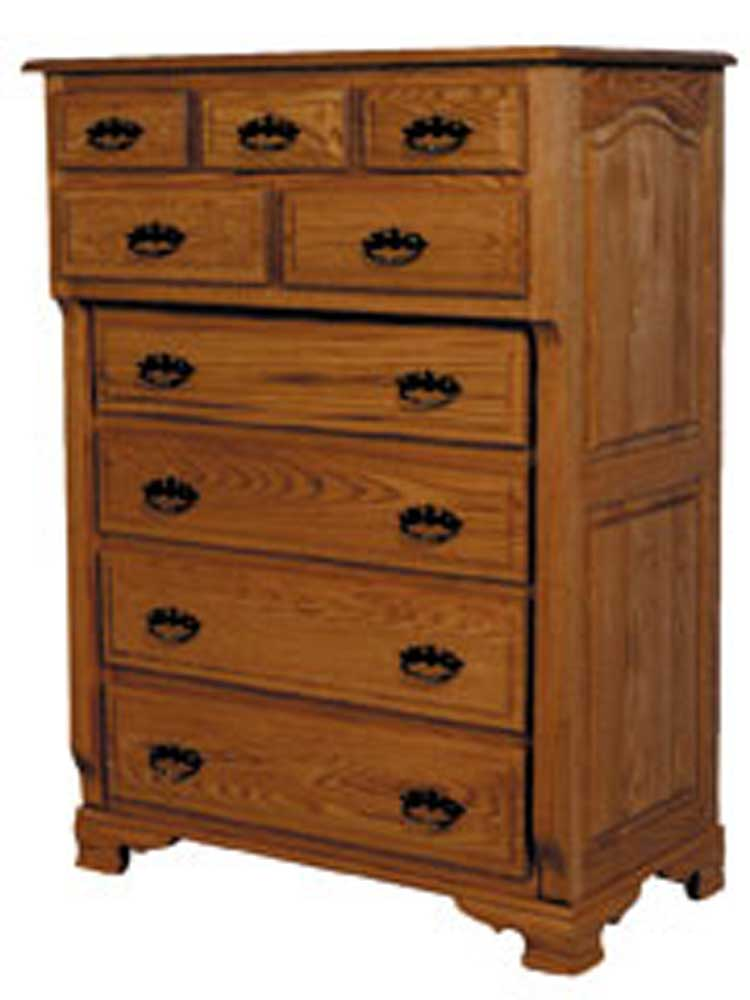 Heritage Amish Chest by Simply Amish at Mueller Furniture