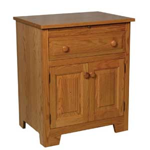 Simply Amish Homestead Amish Deluxe Nightstand